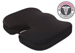 Best Car Seat Cushion for Long Drives of 2017 | Avoid Back Pain412BHR0V8GGL