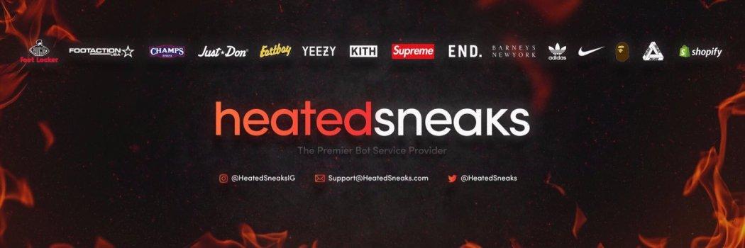 HeatedSneaks