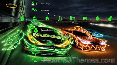 SebChevy18 Best PS3 Themes