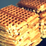 Best Waffles Ever - Freezer Ready