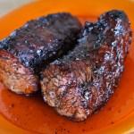 Balsamic Pork Loin with Brown Sugar Balsamic Glaze