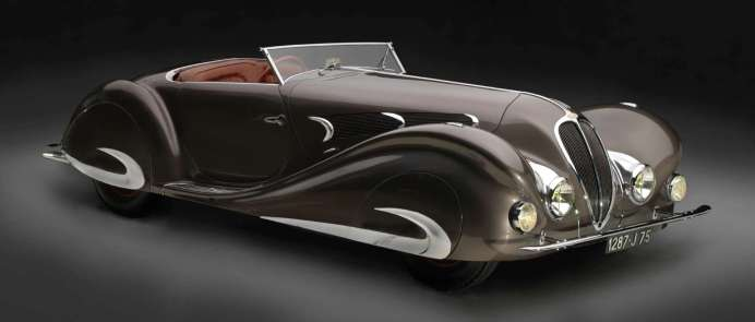 Delahaye 135 MS Roadster, 1937