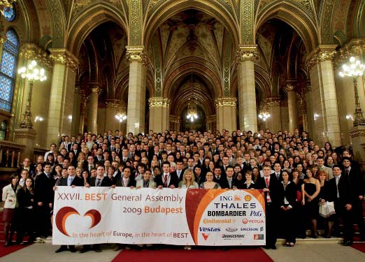 General Assembly 2009 (Budapest)