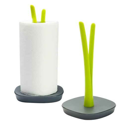 standing-paper-towel-holder-countertop-with-weighted-base-modern-simplicity-design-silivn-best-rv-paper-towel-holders
