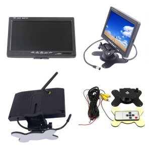 podofo-wireless-vehicle-2-x-backup-cameras-parking-assistance-system-top-10-rv-backup-cameras