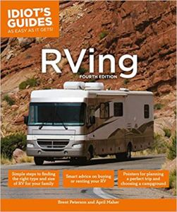 Idiot's Guides to RVing - Books About RV Maintenance