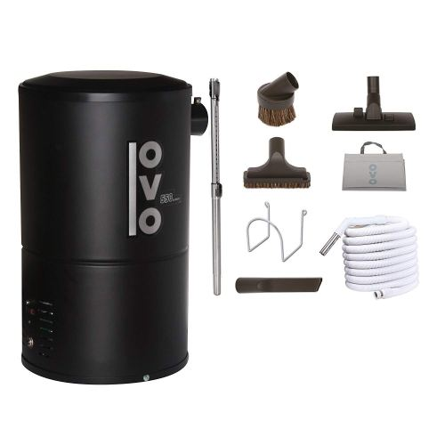 OVO Central Vacuum Systems for RV