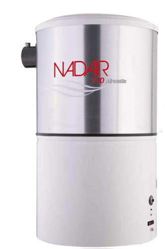 Nadair Compact Central Vacuum Systems for RV
