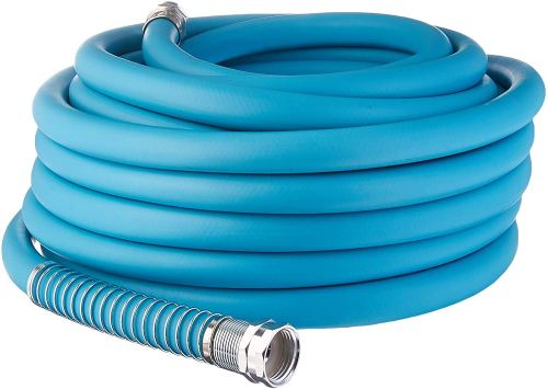 Aqua Joe Hybrid Polymer Drinking Water Hose