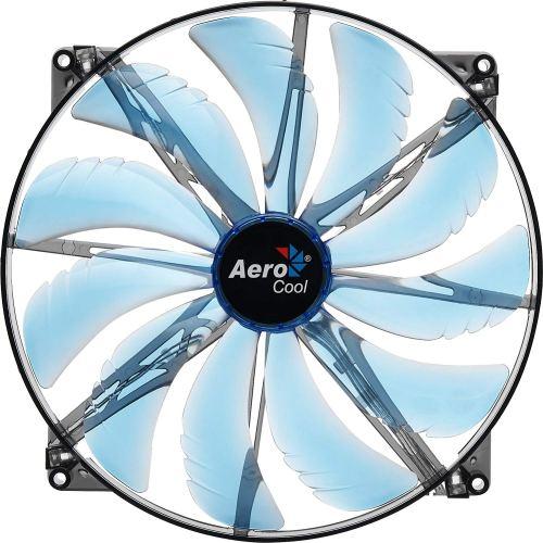 AeroCool Silent Master LED Cooling Refrigerator Fan for RV