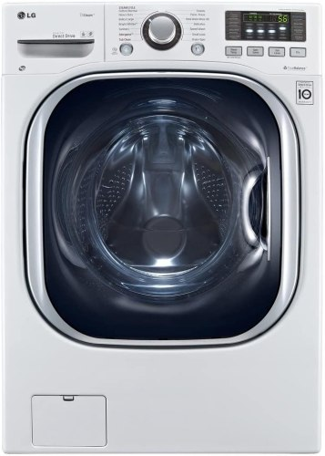 LG Ventless 4.3 Cu. Ft. Capacity Steam Washer/Dryer Combination for RV