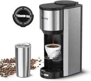 Sboly grind and bew top 10 RV coffee makers