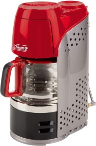 Colman quickpot top 10 RC coffee makers