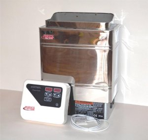 TURKI Residential Electric Sauna Spa Heater 6KW, 240V