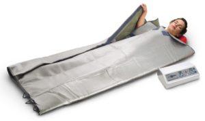 Full-Enclosure Infrared Sauna Wrap, 3 Zones low Voltage