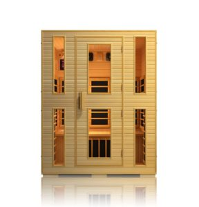 JNH Lifestyles 3 Person Infrared Sauna