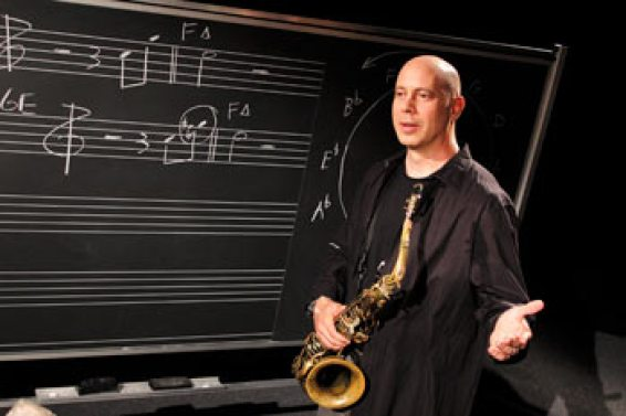 Walt Weiskopf Jazz Saxophone course » Best. Saxophone. Website. Ever.