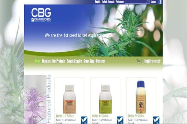 Cannabiogen seed bank review
