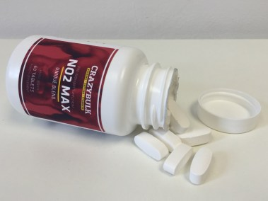 Crazy Bulk NO2 Max tablets