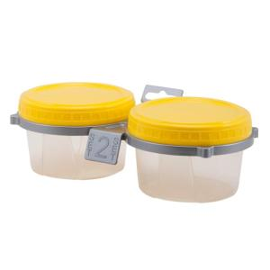 Round up Container 2pk X 0.4ltr.