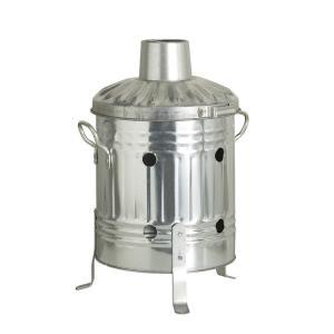 Galvanised Incinerator Mini (Fire Bin)