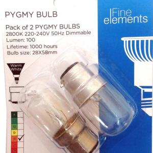 PYGMY BC 15W Bulb 2pk 240ctn