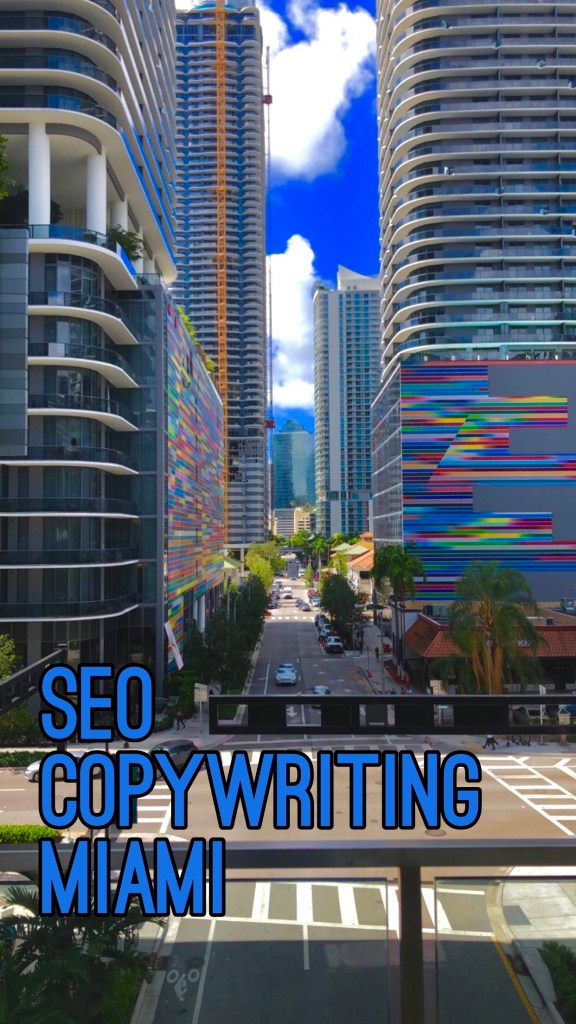 SEO Copywriting Miami
