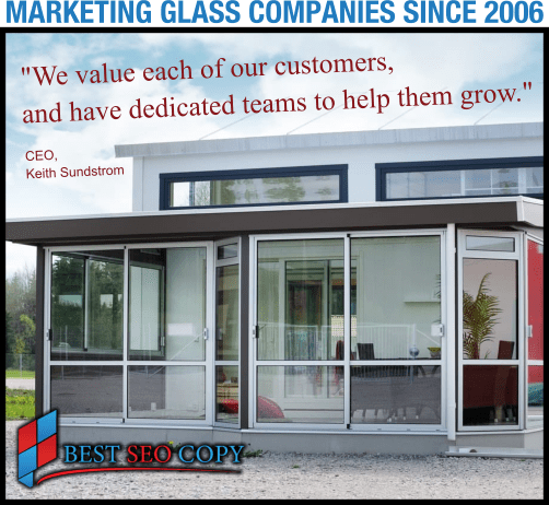 best seo copy glass marketing service 77