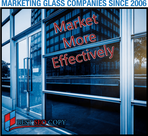 best seo copy glass marketing service 85