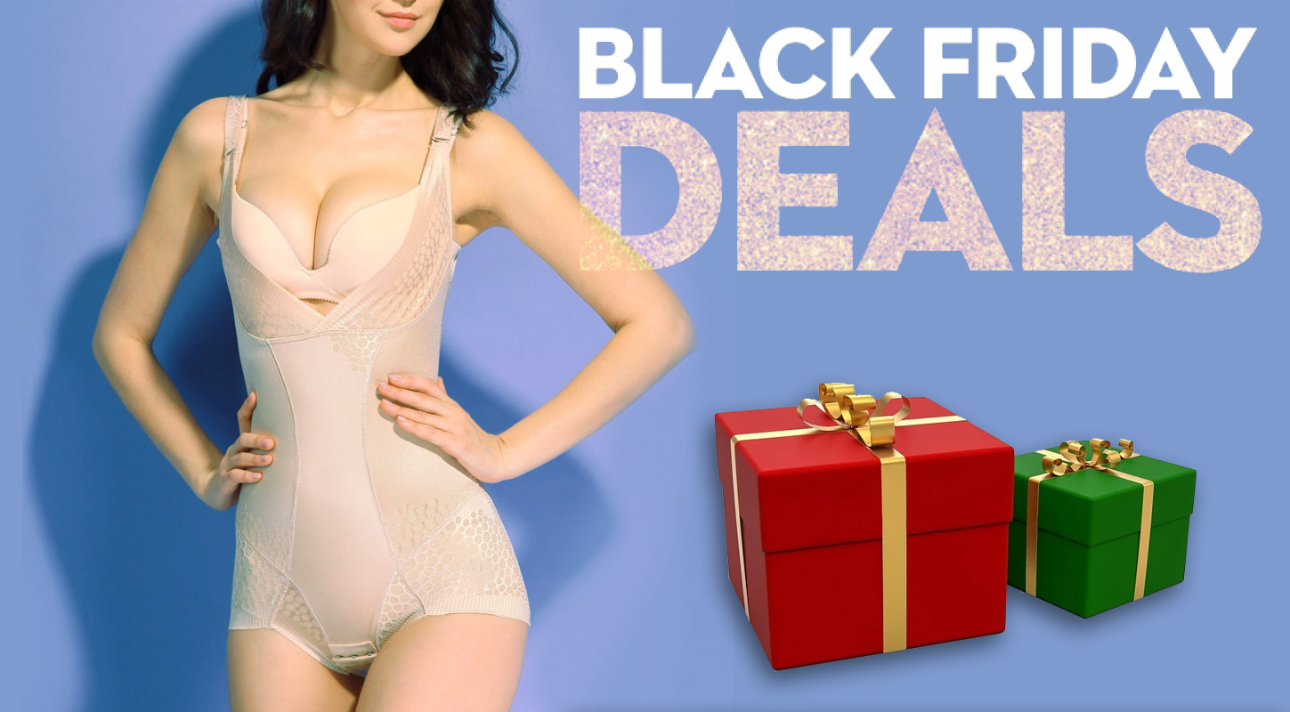 black friday shapewear