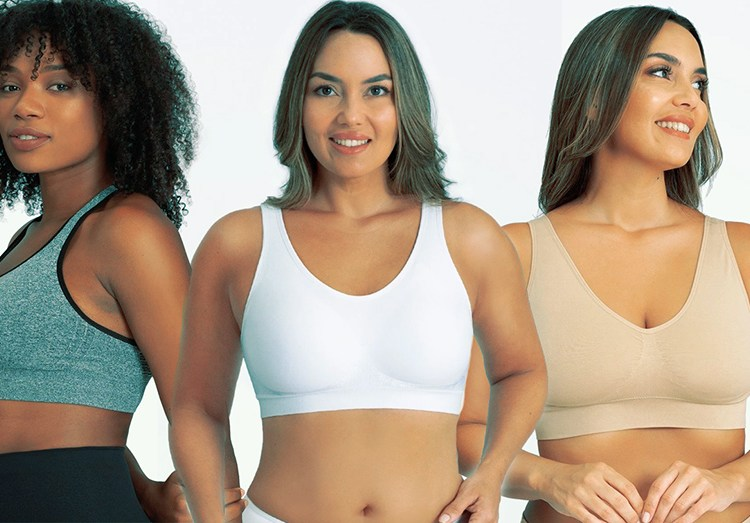 Best-Selling Wireless Bras by Truekind