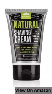 Pacific Shaving Company Natural Shaving Cream review