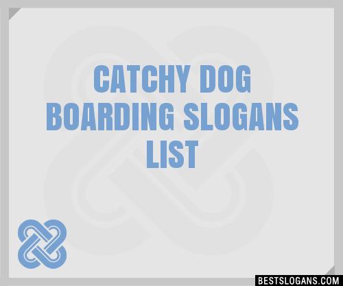 30+ Catchy Dog Boarding Slogans List, Taglines, Phrases ...