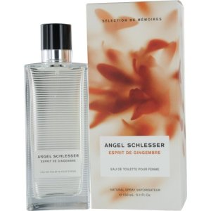 Angel Schlesser Esprit De Gingembre By Angel Schlesser For Women. Eau De Toilette Spray Pour Femme 5.1 Oz