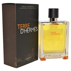 Hermes Terre D' Parfum Spray for Men, 6.7 Fl Oz