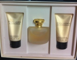 GLAMOUROUS DAYLIGHT by Ralph Lauren 3pc Set -3.4 oz EDT Women