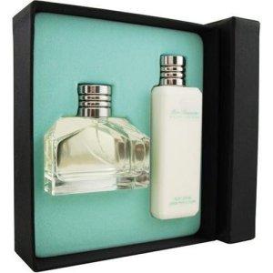 Pure Turquoise by Ralph Lauren for Women, Set (Eau De Parfum Natural Spray 4.2 Ounce, Body Lotion 6.7 Ounce)