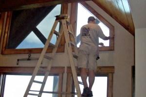 Best Solar Control installing solar shades