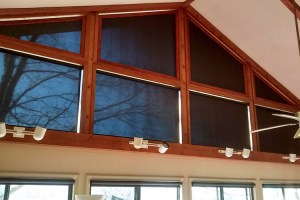 Best Solar Control Patented removable solar inserts and shades