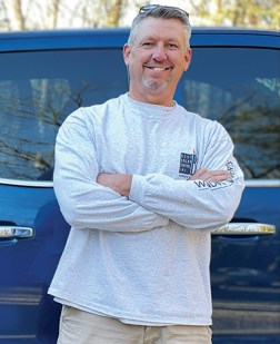 Ray Dison owner of Best Solar Control Inc in North Georgia, USA
