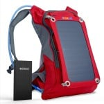 SunLabz Solar Backpack w: 7w Solar Panel
