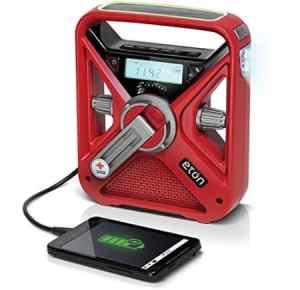 Eton Red Cross Solar Radio