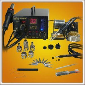 Aouye 968a+ Soldering Station Review 1