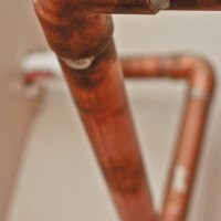 Soldering Copper Pipes