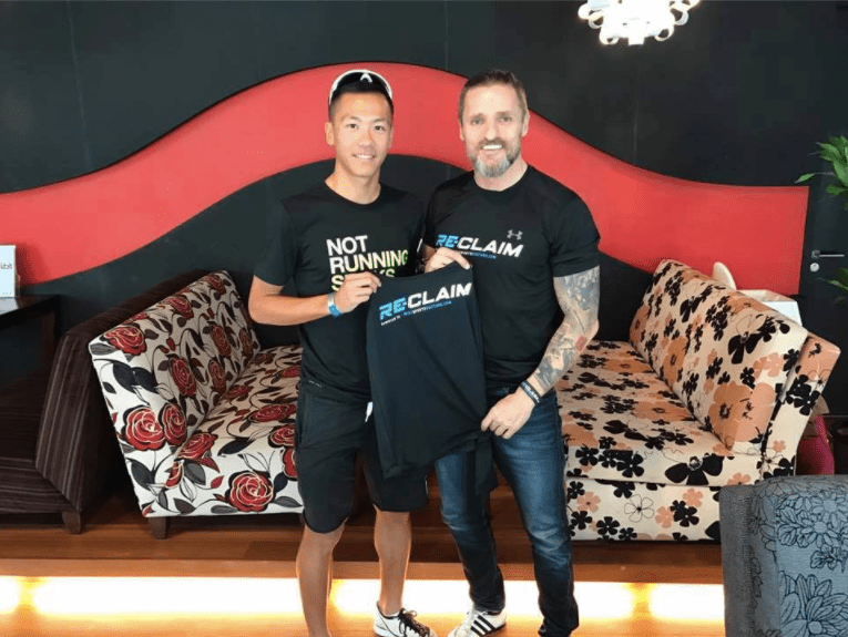 Young gun Jason Loh joins Team Re-Claim