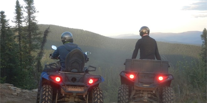 Alaska: ATV Tour in Fairbanks