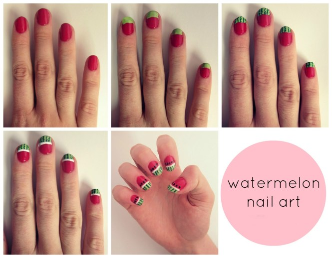Step Easy Nail Designs Tutorial For Beginners Home