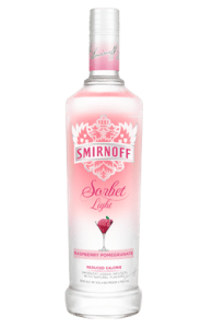 Smirnoff sorbet raspberry pomegranate - Copy