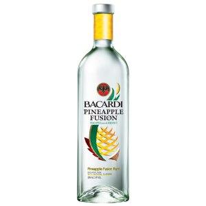bacardi pineapple fusion rum - Copy