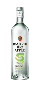 Bacardi Big Apple Rum - Copy